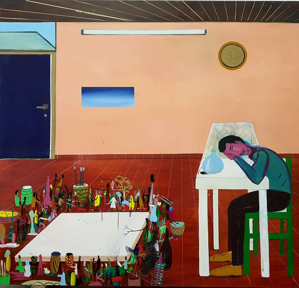 Jerusalem House Puzzle: Zemack Contemporary Art